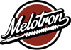 Logotipo Melotron Guitars & Amps Madrid