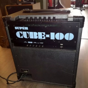 Roland Super Cube 100w 1984 Black & Grey