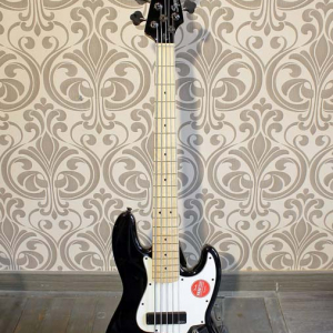 Guitarra Eléctrica Squier Contemporany Act J-Bass V Black